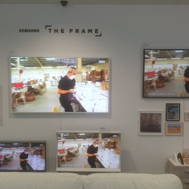 Samsung The Frame 2020 TV LICINI SA